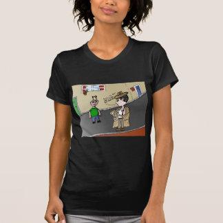 Händler les Aktien publique T-Shirt
