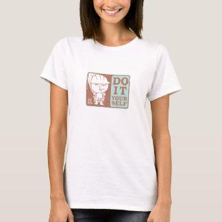 Handlich tun Sie es sich T-Shirt