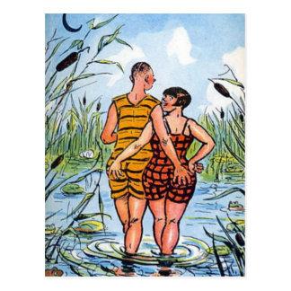 Handlich - Zille Postkarte