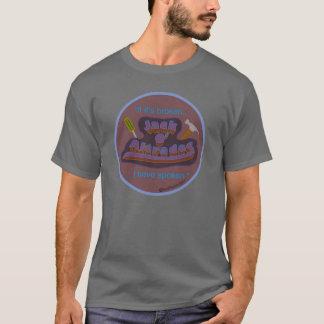 handlicher Mann T-Shirt