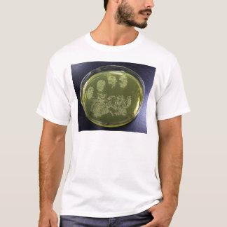 Handpetrischalen-Bakterien T-Shirt