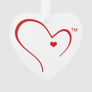 Handschuhe für Detroit-Herz-Logo-Herz-Verzierung Ornament
