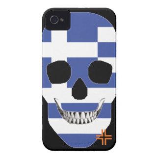 HANDSKULL Griechenland - iPhone 4 kaum dort Univ iPhone 4 Cover