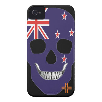 HANDSKULL Neuseeland - IPhone 4 kaum dort Univ iPhone 4 Case-Mate Hüllen