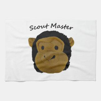 Handtücher des Pfadfinder-Master-Mr.Trouble