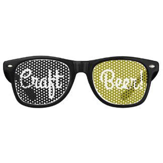 Handwerks-Bier Retro Sonnenbrillen