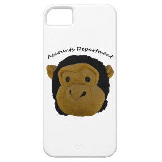 Handy-Abdeckung Herr-Problem-Konto Department Schutzhülle Fürs iPhone 5