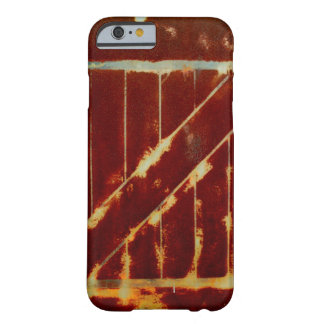 """Handyabdeckung """"der rostigen Tür"""" Barely There iPhone 6 Hülle"""