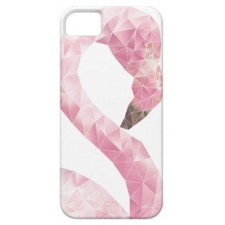 Handyhülle_Flamingo_pink Etui Fürs iPhone 5