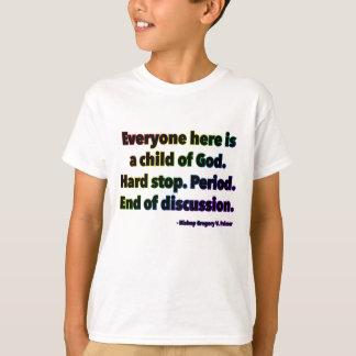 Hanes TAGLESS® T Nordkinder broadways UMC (das T-Shirt