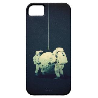Hängen des Mondes iPhone 5 Cover
