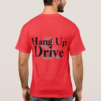 Hängen Sie oben u. fahren Sie Motorrad-T-Shirt T-Shirt