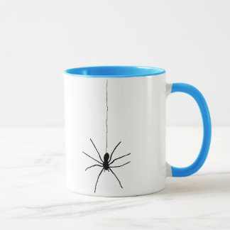 Hängende Spinne Tasse