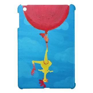 Hängendes Gummihuhn iPad Mini Hülle