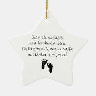 Hängeornament Sternenkinder Weihnachtsbaum Ornamente