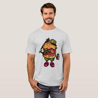 Hangry Gangster-Käse-Burger-bastard T-Shirt