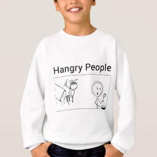 Hangry Leute Sweatshirt