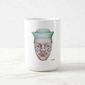 Hank 2 kaffeetasse