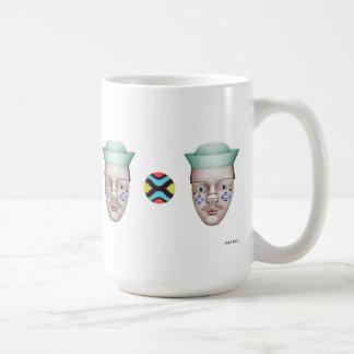 Hank herum kaffeetasse