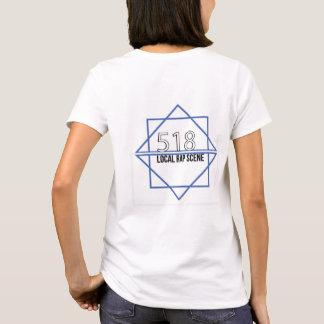 Hank T (Frauen) T-Shirt