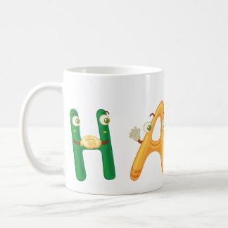 Hank-Tasse Kaffeetasse