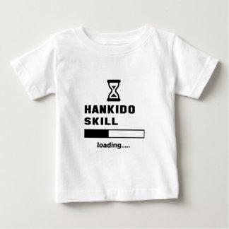 Hankido Fähigkeit Laden ...... Baby T-shirt