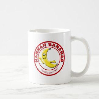 Hannah-Bananen Kaffeetasse