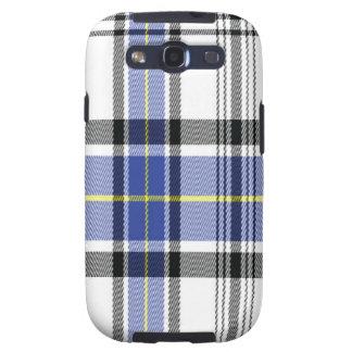 Hannay schottischer Tartan Samsung rufen Fall an