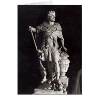 Hannibal triumphierend, 1722 karte