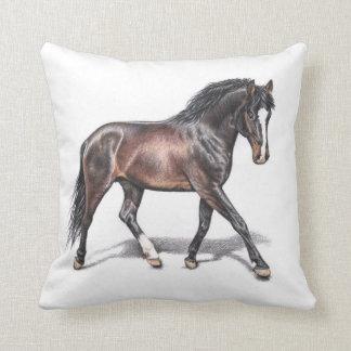 Hannoveraner Horse Kissen