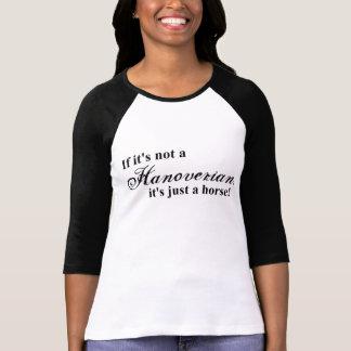 Hanoverian Pferd T-Shirt