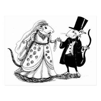 Hans Christian Andersen-Geschichte 2 Postkarte