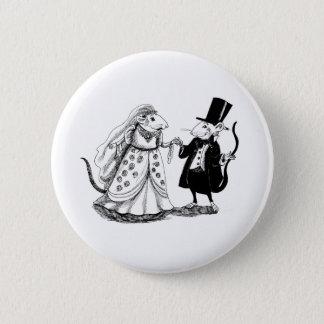 Hans Christian Andersen-Geschichte 2 Runder Button 5,1 Cm