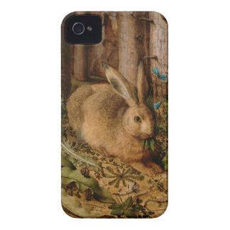Hans Hoffmann ein Hase im Wald Case-Mate iPhone 4 Hülle