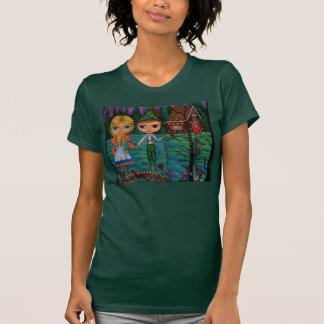 Hansel und Gretel Blythe Puppen-T-Stück T-Shirt