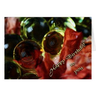 Happy Birthday to you Grußkarte