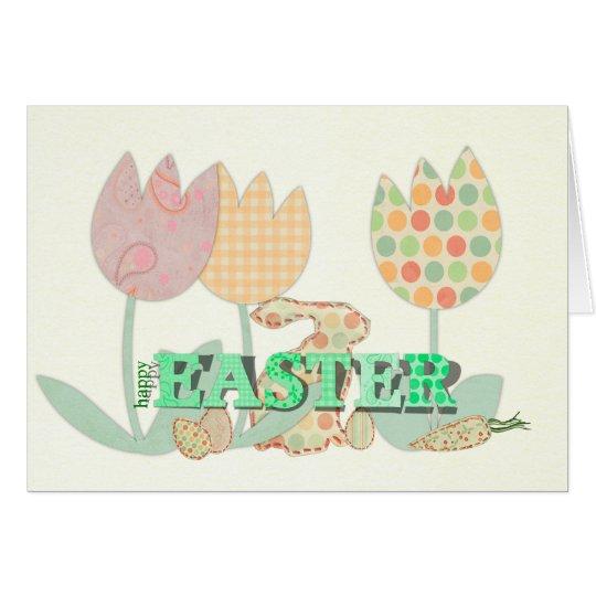 Happy Easter Karte