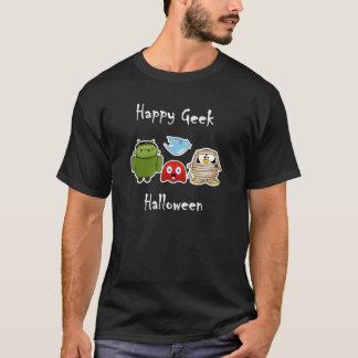 Happy Geek Halloween Shirt