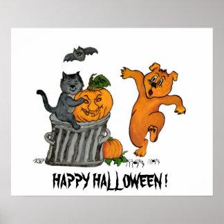 Happy Halloween! 5 Poster