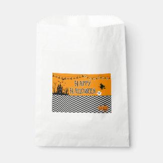 Happy Halloween bags Geschenktütchen