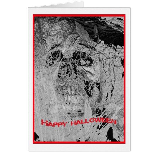 Happy Halloween Karte