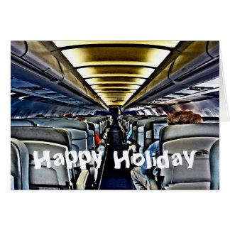 Happy Holiday Grußkarte