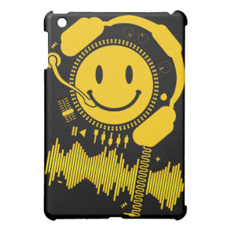 Happy_Music iPad Mini Hülle