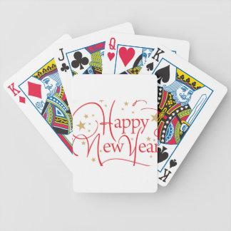 Happy-New-Year-2016-WhatsApp-Status Bicycle Spielkarten