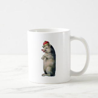 Happy pig king kaffeetasse