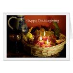 Happy Thanksgiving Card Grußkarte