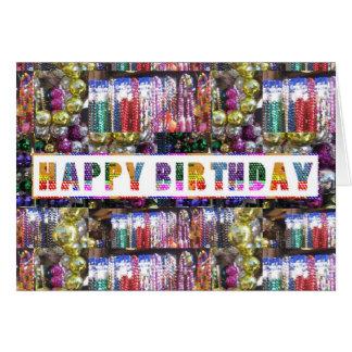 HappyBirthday alles Gute zum Geburtstag Karte