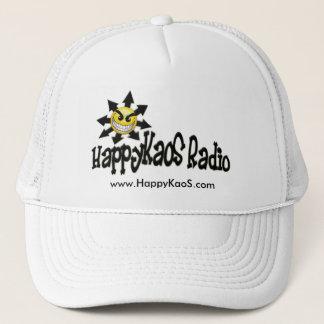 HappyKaos Radio - Hut Truckerkappe