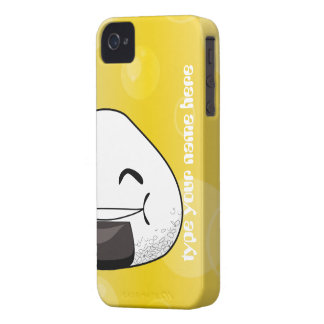Happyness Nennen iPhone 4 Cover