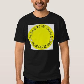 happytogether.jpg t shirt